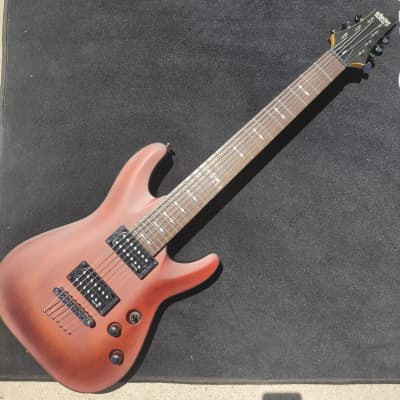 Schecter Omen-7 Walnut for sale