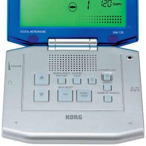Korg LMA-120 Digital Metronome BRAND NEW Metronomen