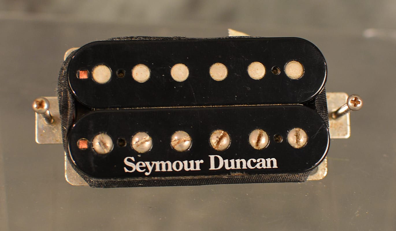 Seymour Duncan JB Bridge Pickup Black w FAST Same Day Shipping