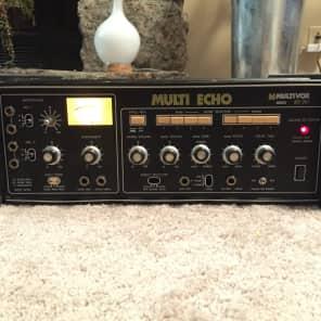 Multivox MX-201 Multi Echo Tape Delay and Reverb