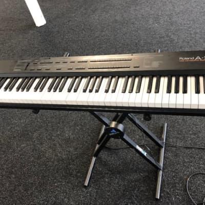 Roland A-33 76-Key MIDI Keyboard Controller -  D1338