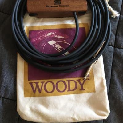 Seymour Duncan SA-3HC Woody Hum-Canceling Soundhole Pickup Walnut