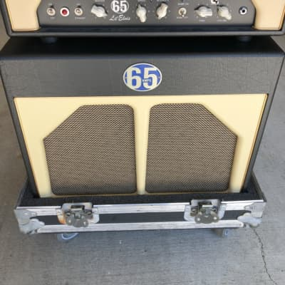 "65 Amps  1 x 12"" Cabinet with Flight Case"