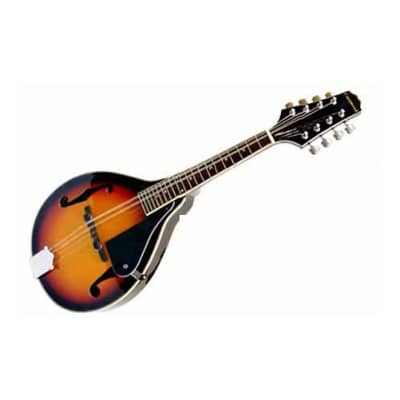 Crestwood M106 A-Style Tobacco Sunburst Mandolin - M106TSB for sale