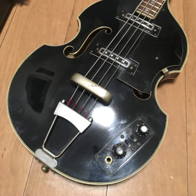 Firstman Boutique Bass  60's Black for sale