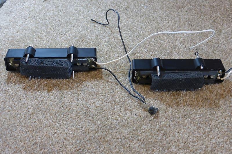 fender 5 string jazz bass pickups mim reverb. Black Bedroom Furniture Sets. Home Design Ideas