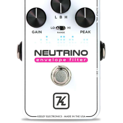 Keeley Neutrino Envelope Filter V2