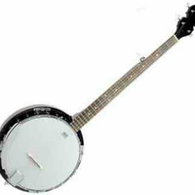 Savannah SB-100 5-String Resonator Banjo.