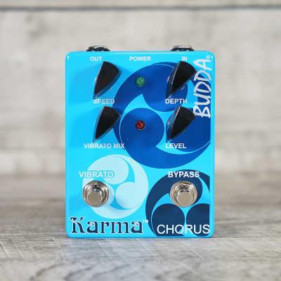 Budda Amplification Karma Chorus Pedal for sale