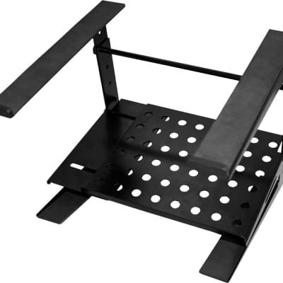 Ultimate Support JS-LPT200 Double-Tier, Multi-Purpose Laptop / DJ Stand