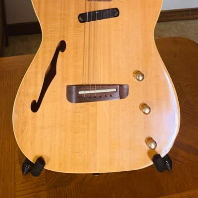 Fender Telecaster HMT  1990-1992 Natural for sale