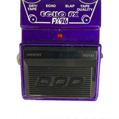 DOD FX96 Echo Fx Analog Delay Pedal for sale