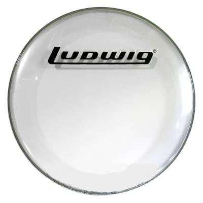 "Ludwig LW1324P3 Powerstroke 3 24"" Resonant Bass Drum Head"