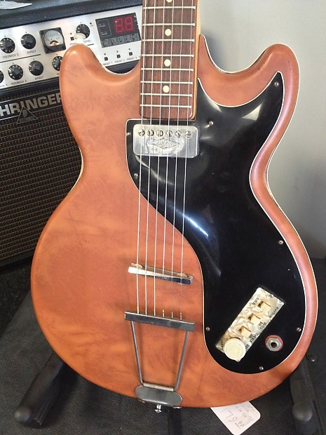 Hofner Electric Guitar : hofner vintage 163 vinyl covered electric guitar 1962 reverb ~ Hamham.info Haus und Dekorationen