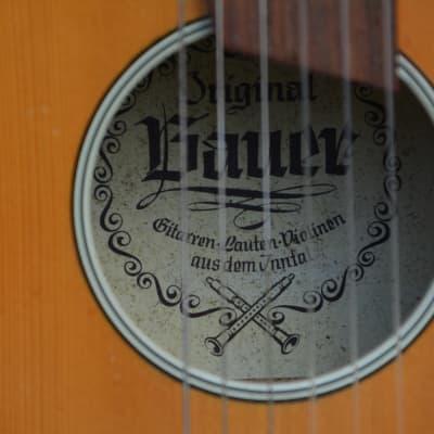 Alte Gitarre Guitar Bauer Konzertgitarre Made in Germany for sale