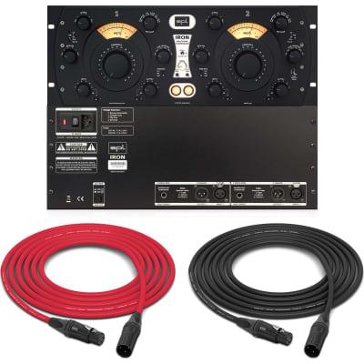 SPL Iron   Mastering Compressor (Black)   Pro Audio LA
