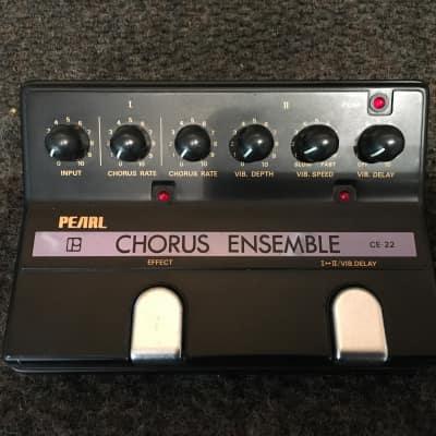 Pearl CE-22 Chorus Ensemble  80s w/box for sale