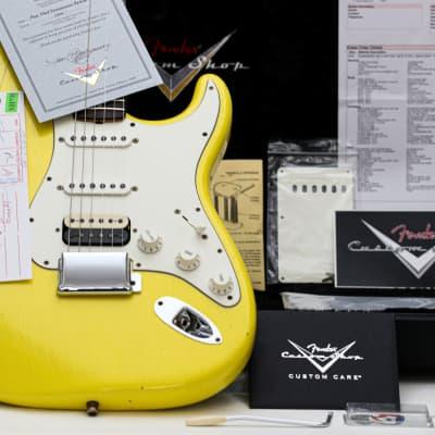FENDER USA Custom Shop Stratocaster 60's Postmodern Relic