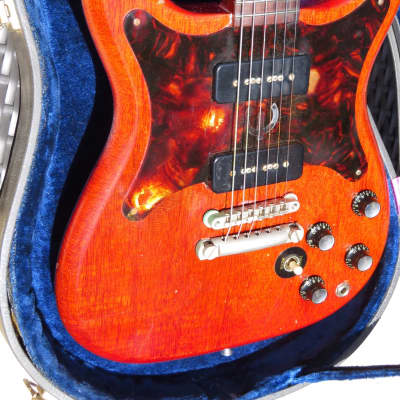 Epiphone Wilshire 1961 Corvette Red for sale