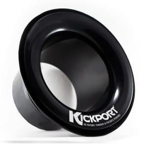 KickPort KP1BL Kickport Bass Drum Sonic Enhancement Port Insert