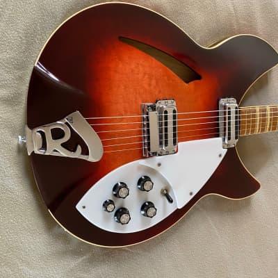 Rickenbacker 360 OS 1968 Fireglo