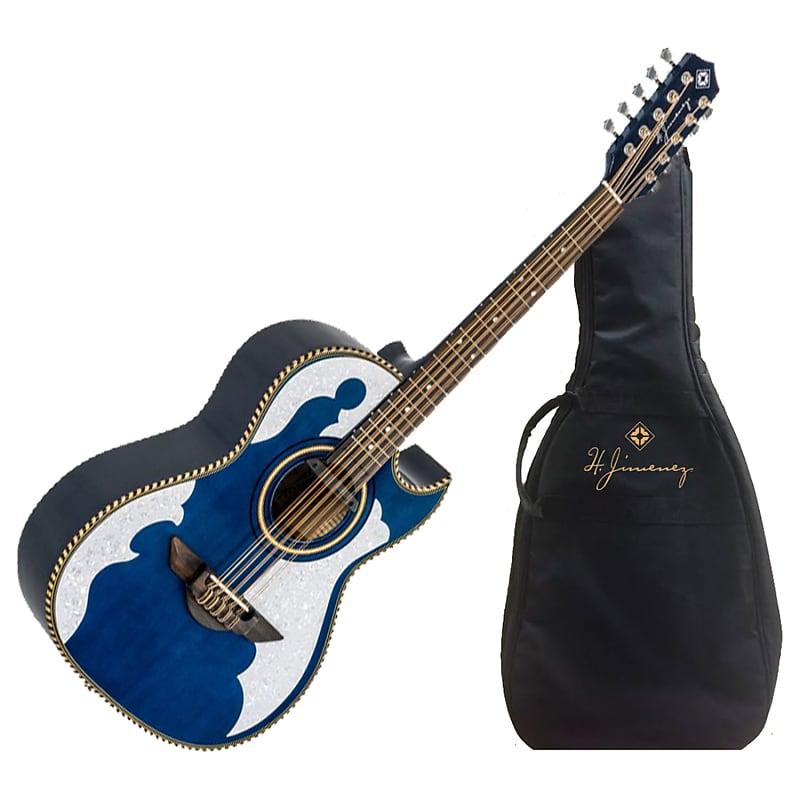 hohner h jimenez bajo quinto lbq4etb acoustic electric guitar reverb. Black Bedroom Furniture Sets. Home Design Ideas