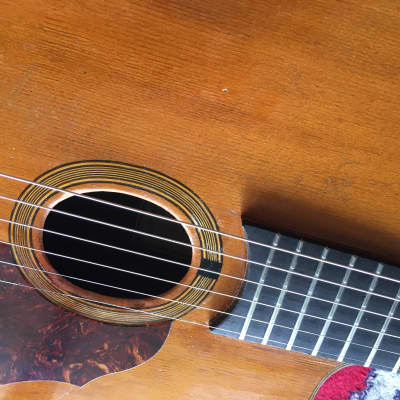 Favino Gypsy jazz 1973 Natural for sale