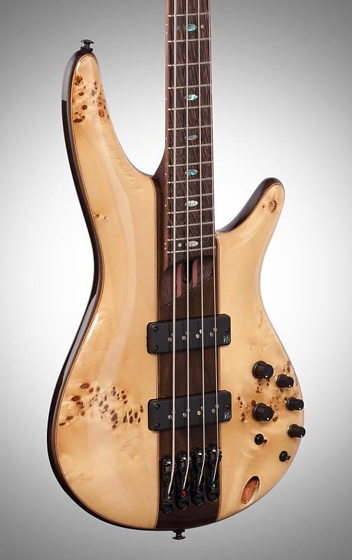 ibanez sr1700 premium electric bass with gig bag natural reverb. Black Bedroom Furniture Sets. Home Design Ideas