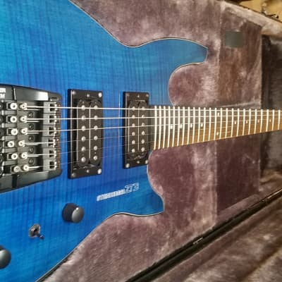 Steinberger ZT3 2008-2010 Blue for sale