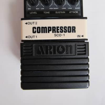 Arion SCO-1 Stereo Compressor for sale