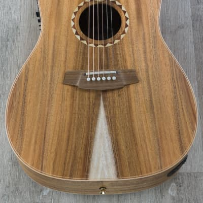 Cole Clark Guitars Fat Lady 2 SB Cutaway Acoustic Electric Guitar, Satin Box for sale