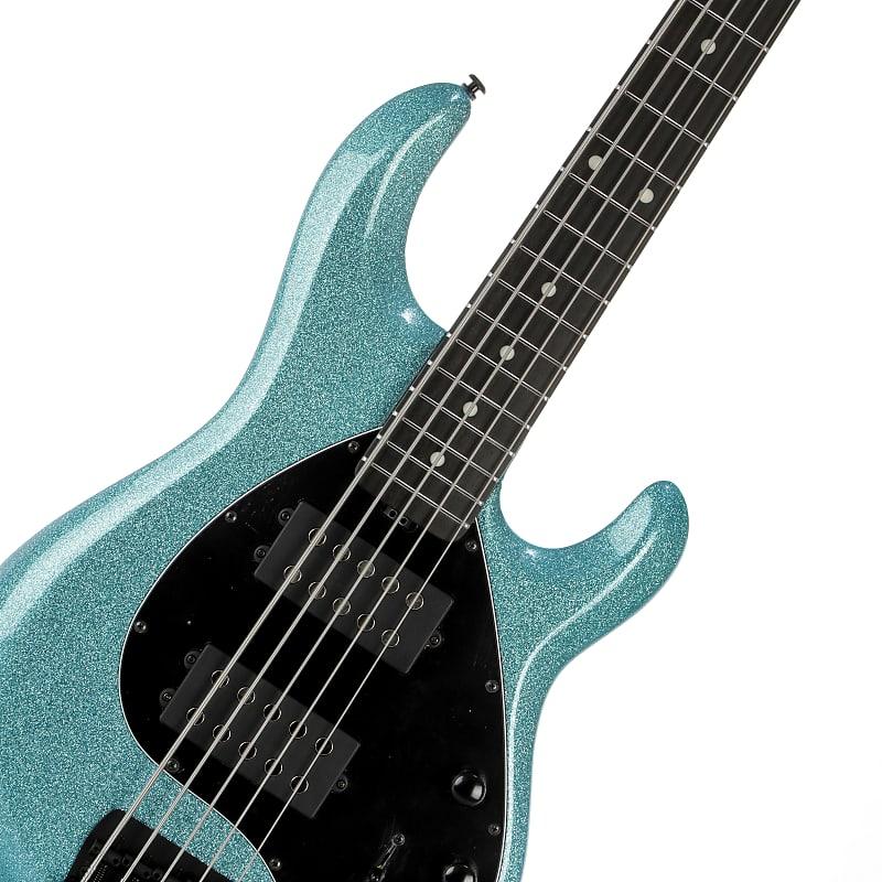 music man stingray 5 hh special electric bass w ebony reverb. Black Bedroom Furniture Sets. Home Design Ideas