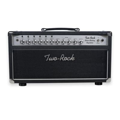 Two-Rock Silver Sterling Signature Head 100W Amplifier for sale