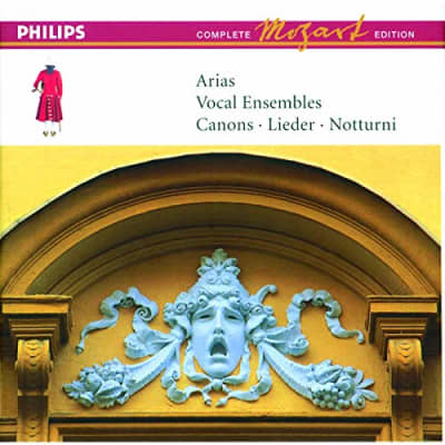 Mozart Complete Edition 12