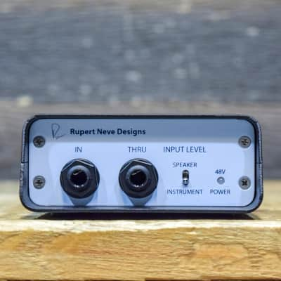 Rupert Neve Designs RNDI Portico 500 Series Active Transformer Direct Interface