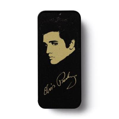 Dunlop EPPT04 Elvis Presley Portrait Guitar Pick Tin (6-Pack)