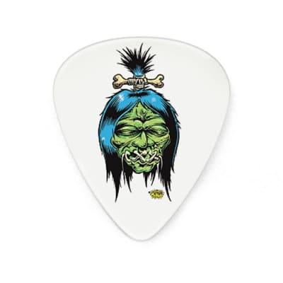 Dunlop BL31R060 Dirty Donny Gimme Head Tortex .60mm Guitar Picks (36-Pack)