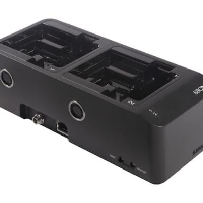 SBC240-US Two-Bay Networked Charging Station