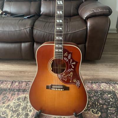 Gibson Hummingbird Vintage 2018 Heritage Cherry