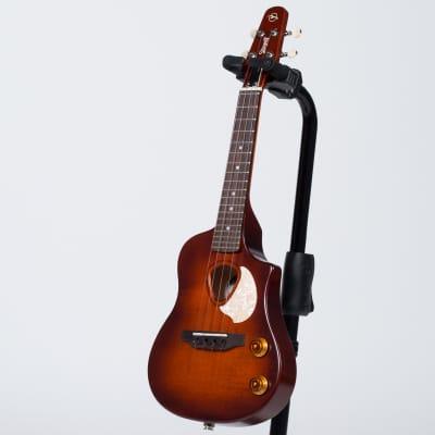 Seagull Uke Nylon SG Burst Acoustic-Electric Ukulele for sale