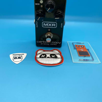 MXR M169 Carbon Copy Analog Delay | Fast Shipping!