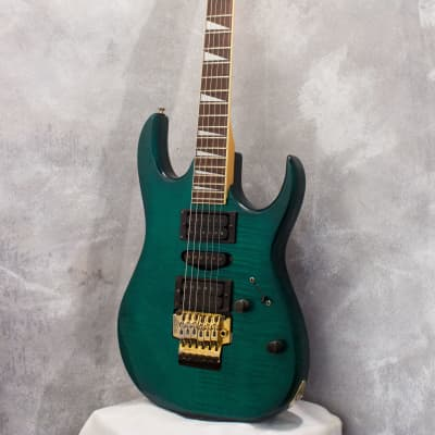 Ibanez EX370FM Transparent Blue 1992 for sale