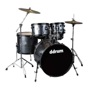 """ddrum D2P-GPS D2 Series 10/12/16/22/14x5.5"""" 5pc Drum Set with Hardware Pack"""