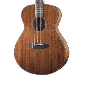 Breedlove Discovery Concert MH Limited Edition Mahogany Acoustic/Electric Guitar Gloss Natural 2016