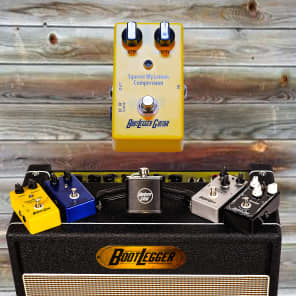 BootLegger Guitar Squeeze Your Lemon Compression for sale
