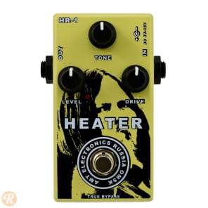 AMT Electronics HR-1 Heater Boost / Overdrive