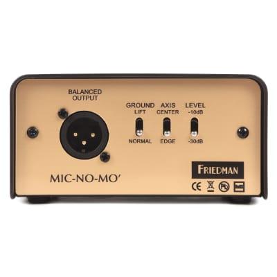 Friedman Mic-No-Mo' Passive Cabinet Simulator