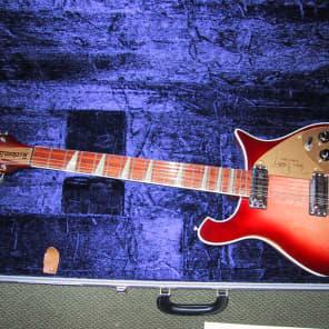 Rickenbacker 660/12TP Tom Petty Signature Jetglo 1993