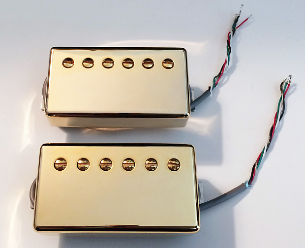 Gibson 57 Classic Plus Pickup Gold Cover