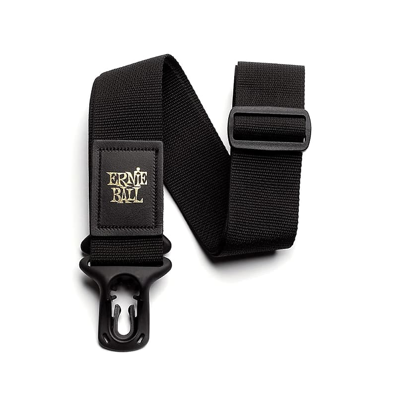 Ernie Ball PolyLock Guitar Strap